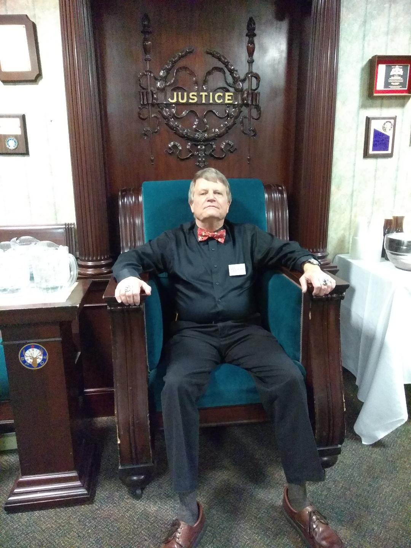 Mr. President Keith Wishmeier WA9S - Calling the Membership to order!