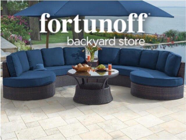 Fortunoff, Fortunoff Patio Furniture