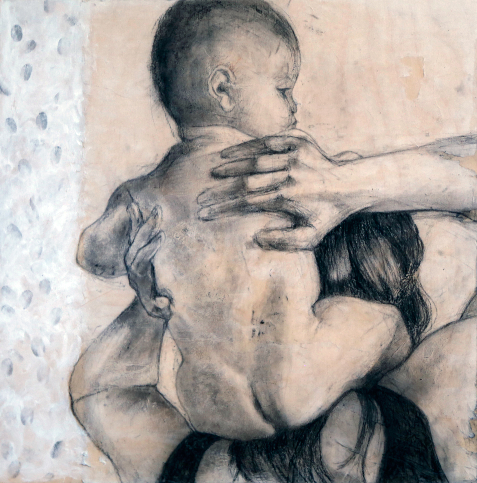 "MORE THAN ME   18"" x 18"" 