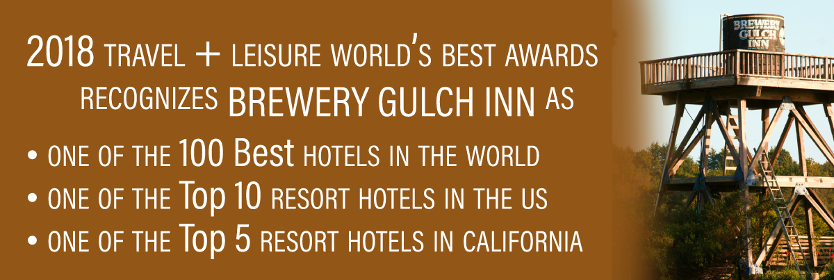 Travel + Leisure World's Best Awards 2018: 100 Best hotels in the world, Top 10 Resort hotels in the U.S., Top 5 Resort hotels in California