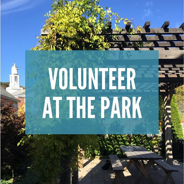 Get involved! Contact Laura@thejudyblackparkandgardens.org