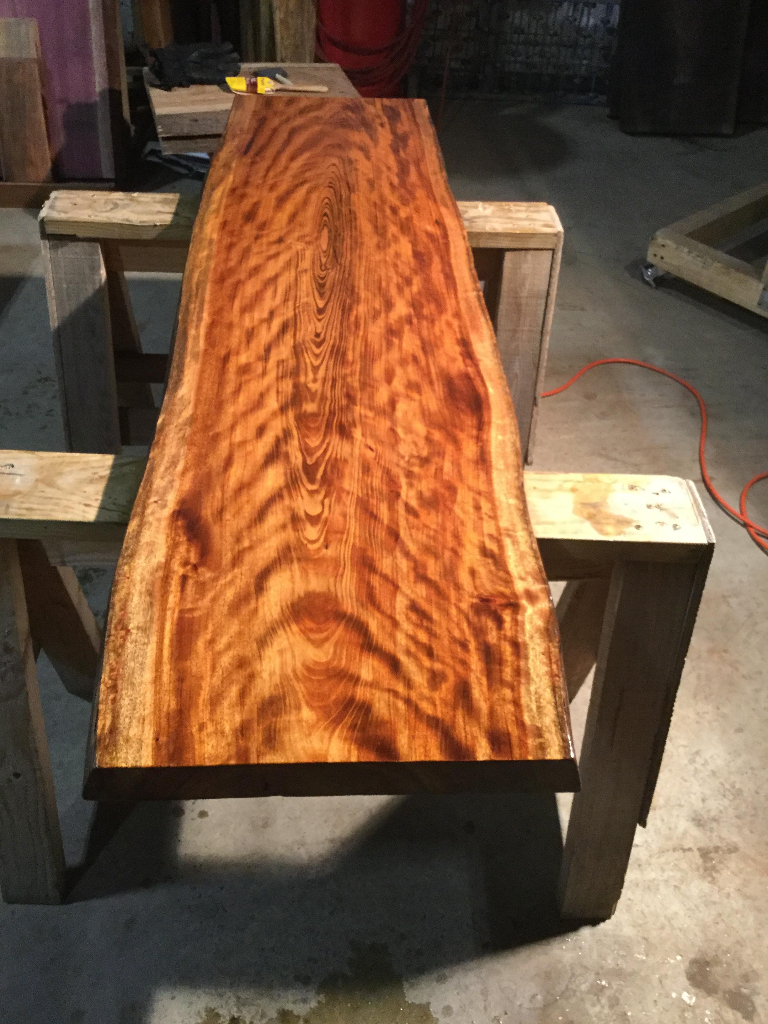 Finished Tiger Wood