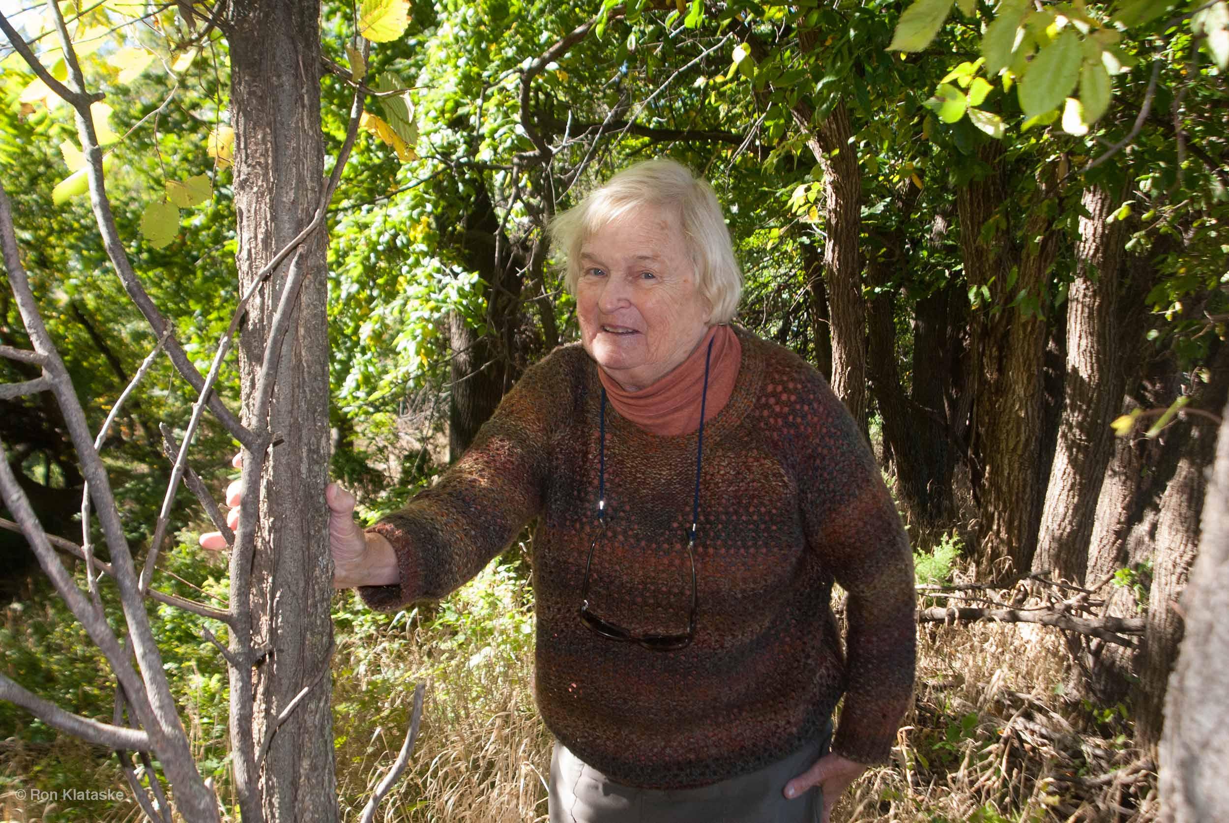 Connie in Achterberg Sanctuary © Ron Klataske.jpg