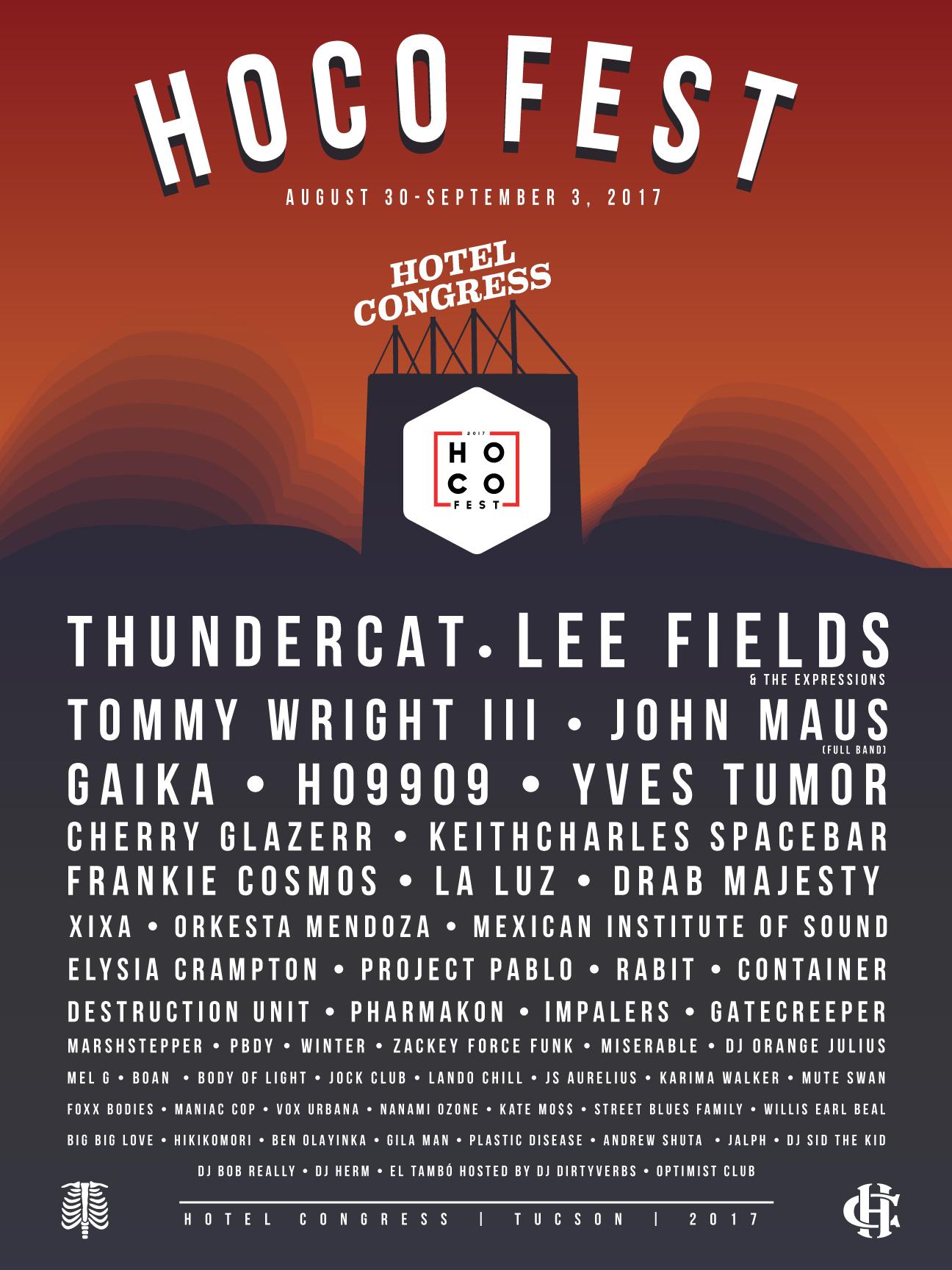 HOCO FEST 2017