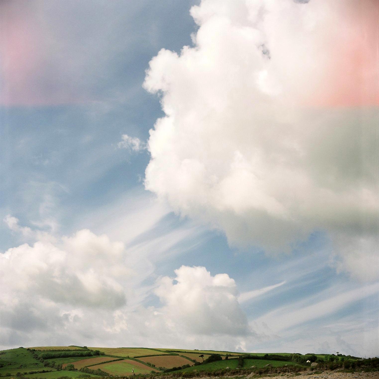 Big clouds, UK 2017