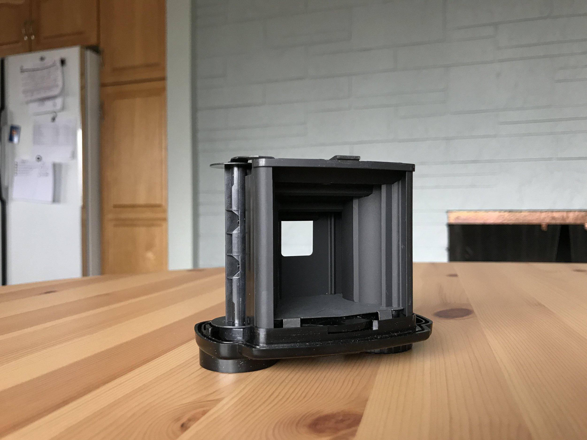 The internal frame from my Kodak Brownie Reflex 20