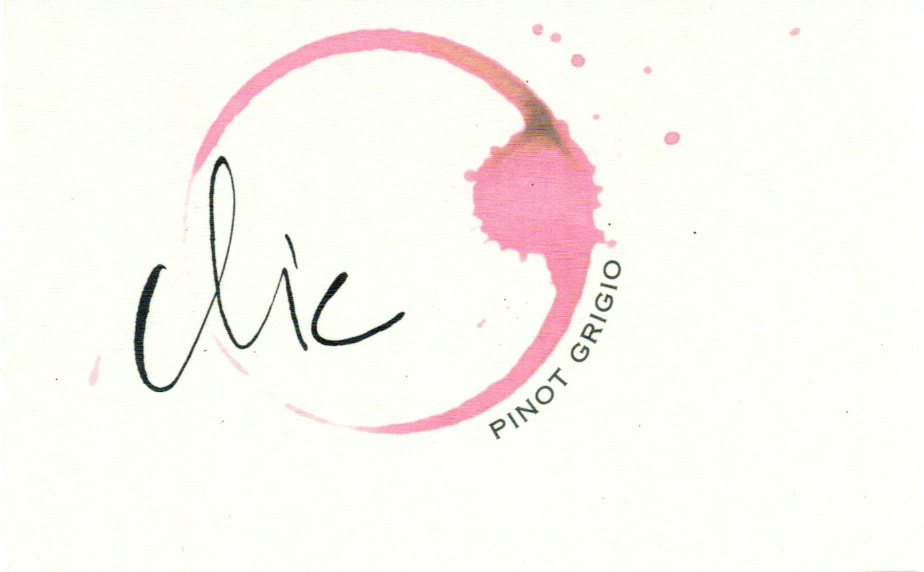 Clic Pinot Grigio front label.jpeg