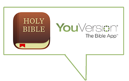 THE BIBLE ON YOUR PHONE - Get encouraging verses. Find a reading plan that fits you. Follow along on Sunday and take notes for the sermonLEARN MORE