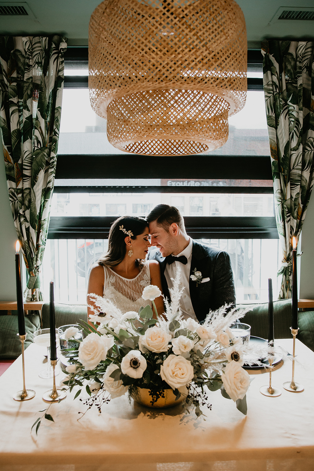 calgary bride and groom wedding inspiration