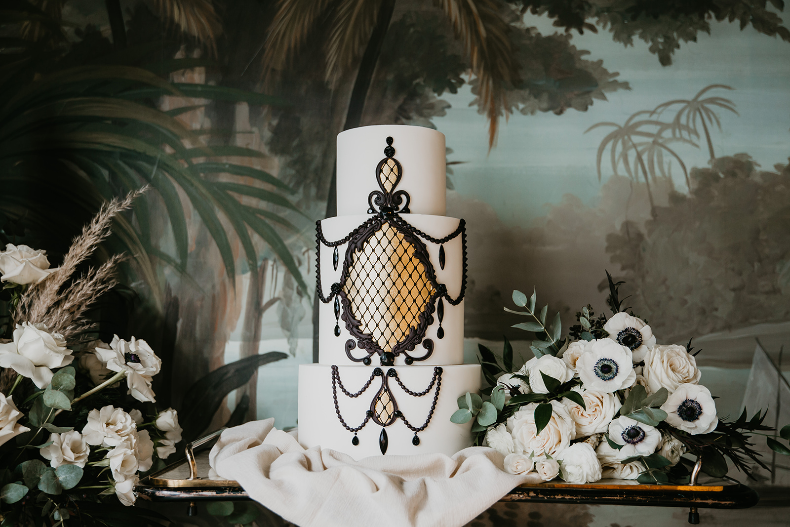 calgary wedding cake design inspiration