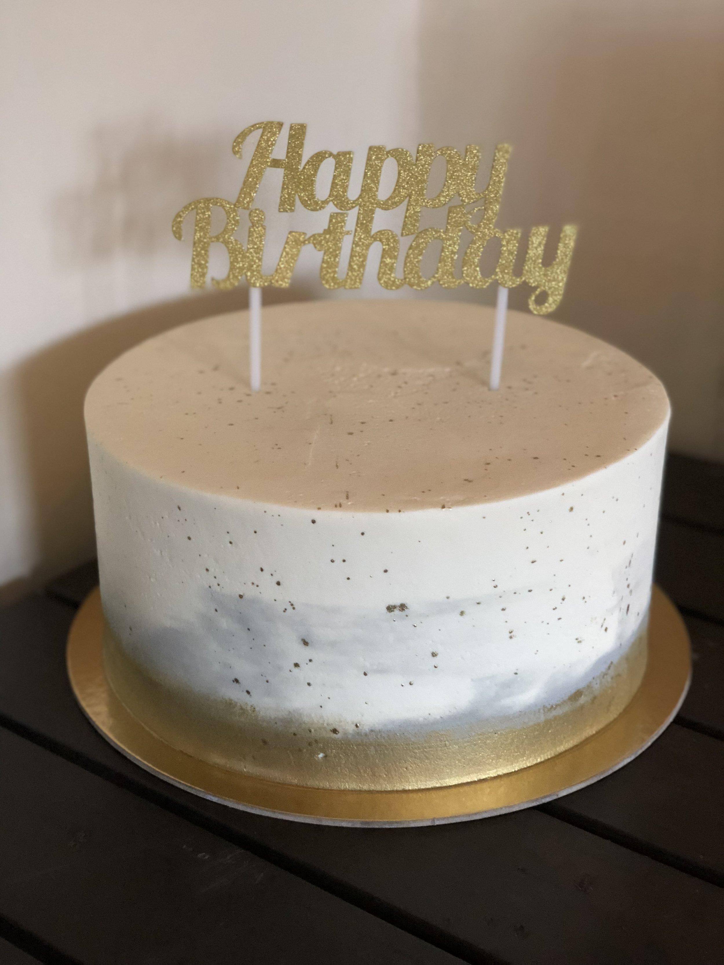 Tavernetta Calgary restaurant pretty sweet yyc cake birthday