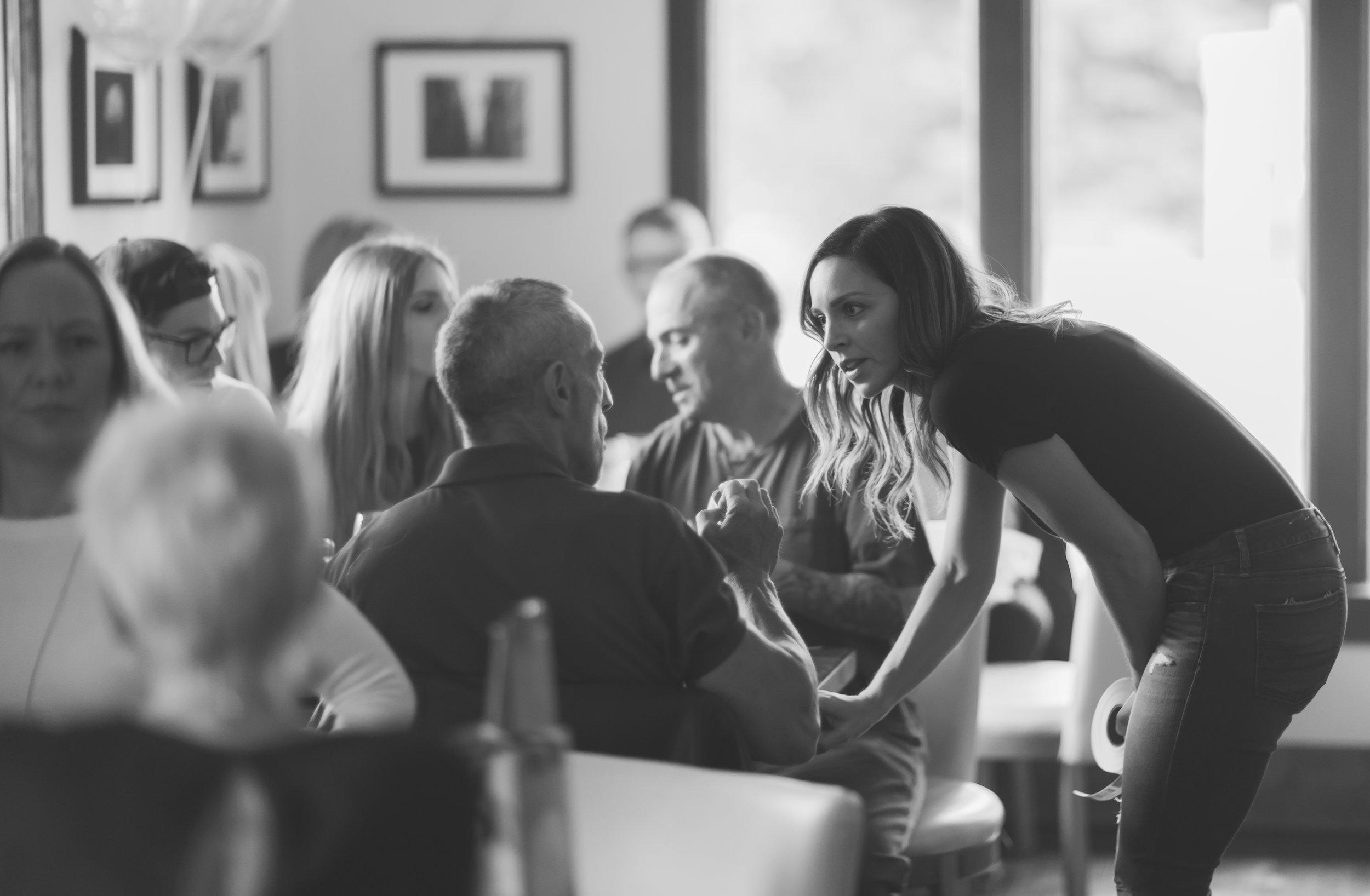 Tavernetta Calgary restaurant birthday