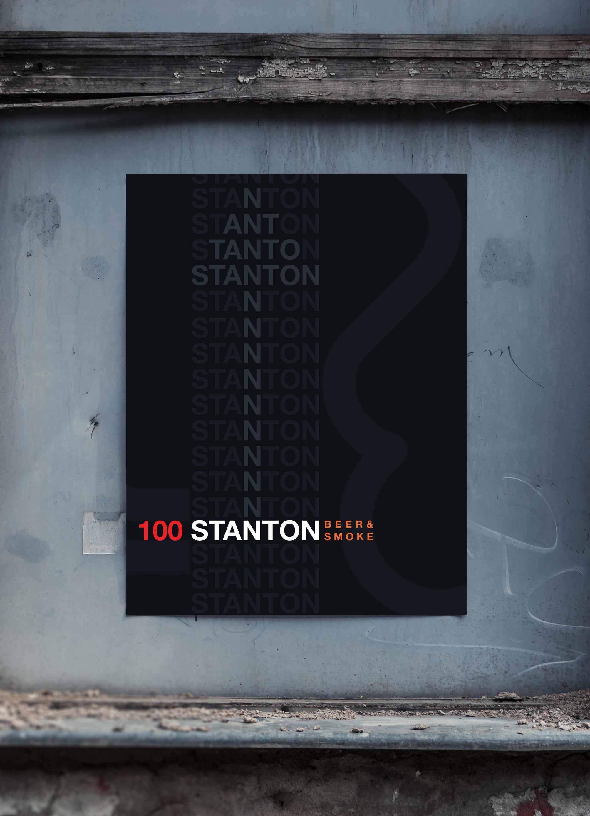 100 stanton