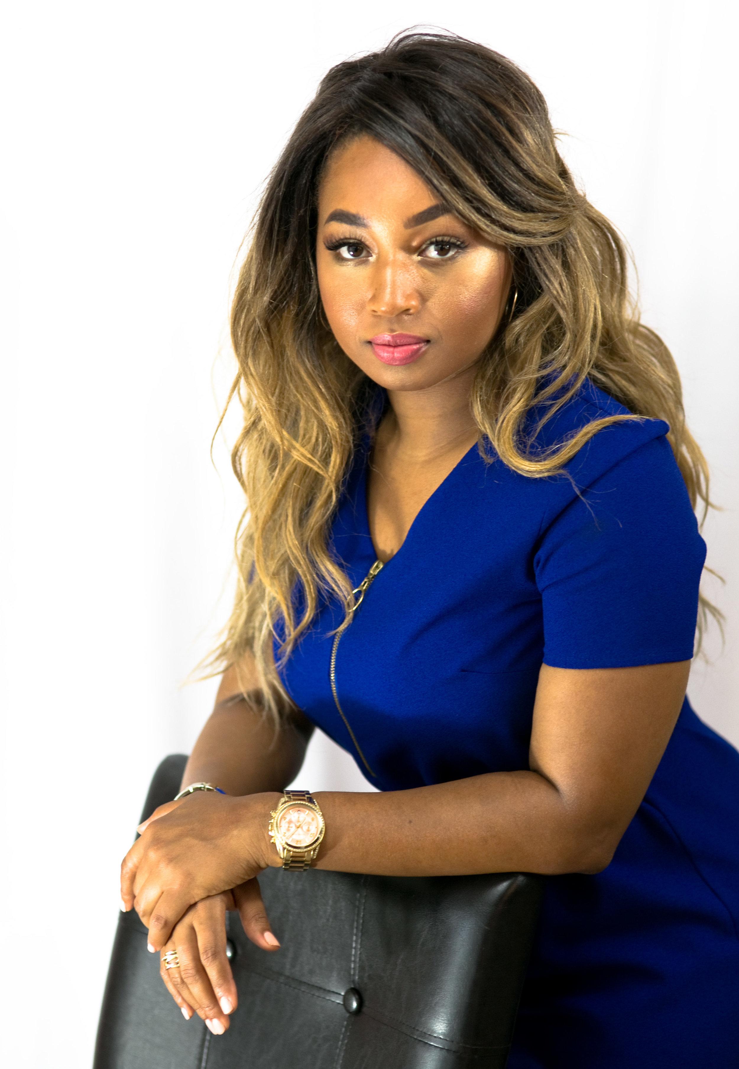 Ashlea Archer - Miss Black America Bahamas 2018