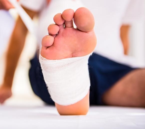 jamesburg nj podiatrist, dr. perel is a wound care specialist