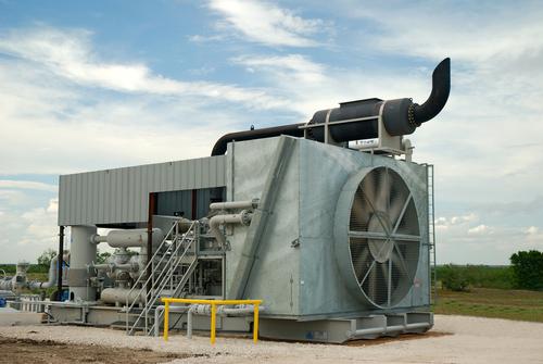Natural Gas Compressor Station Noise