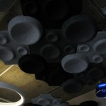 Wave Engineering sound absorbing moons