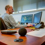 Jeff Kwoloski working on CadnaA