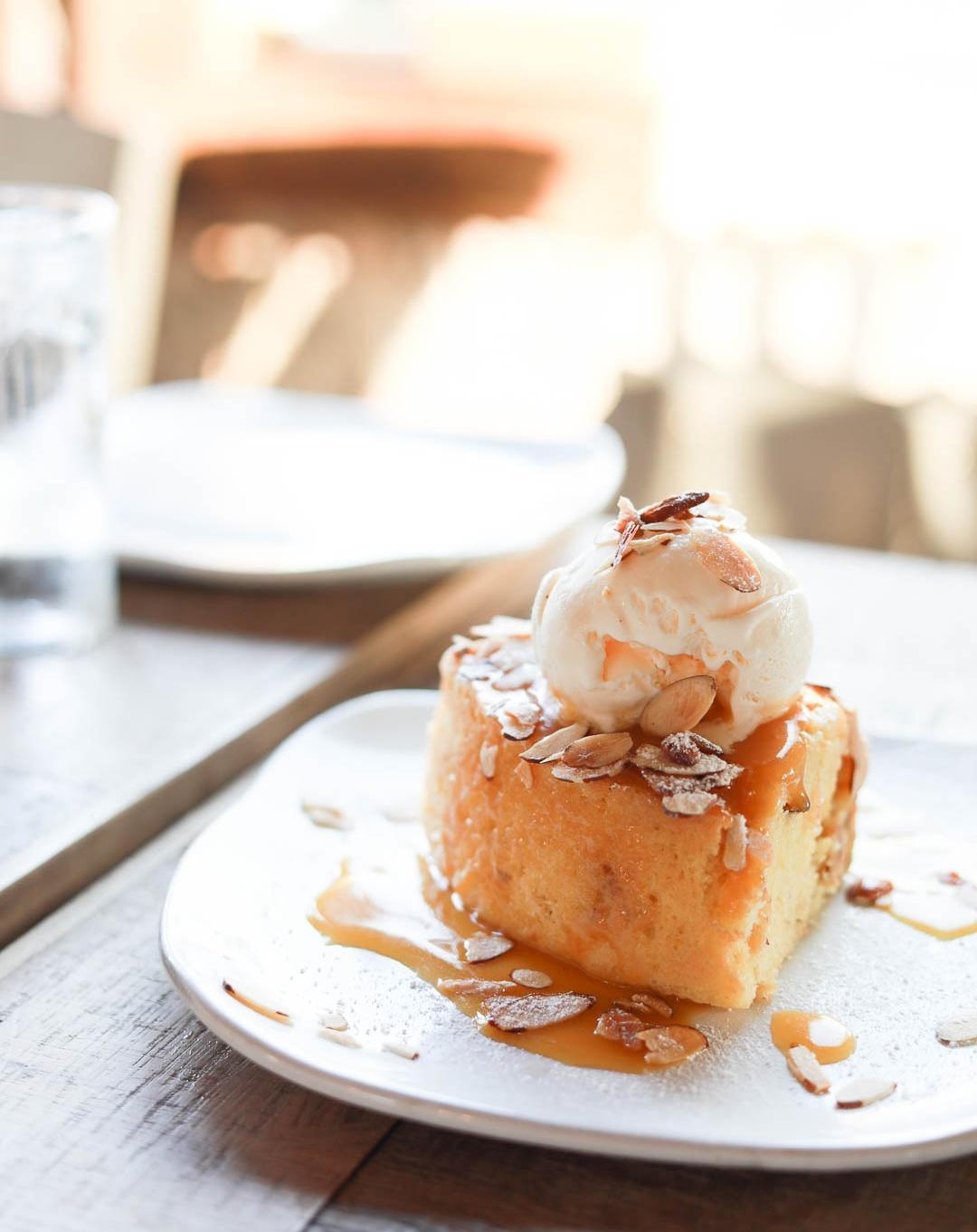 Almond Frangelico Cake