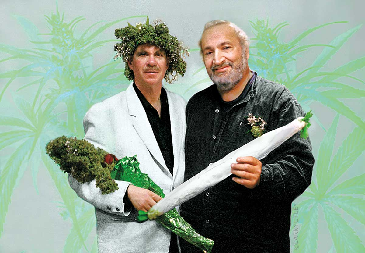 A devoted cannabis warrior Jack Herer unwaveringly believed that the cannabis plant, a renewable source of fuel, food and medicine, should be legal to grow and consume.