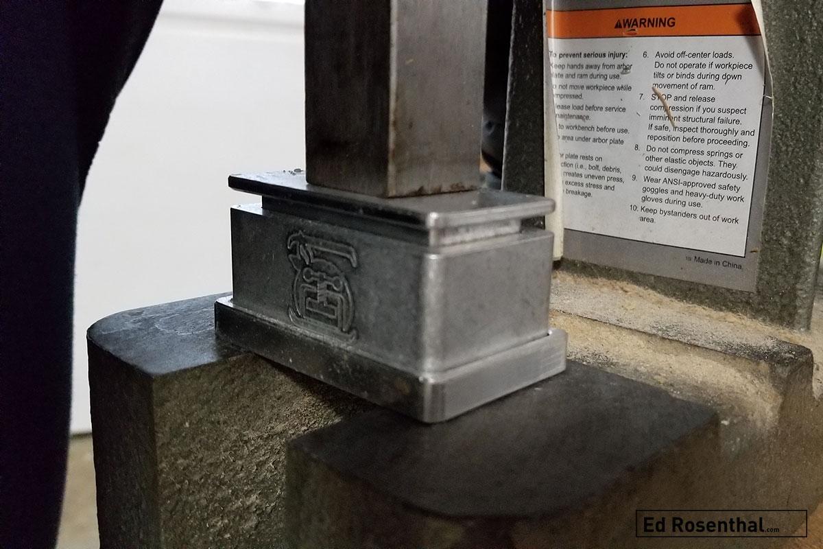 A machine press by  The Dank Duchess