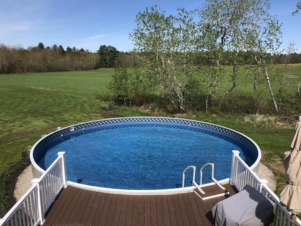 33' Radiant Metric Pool