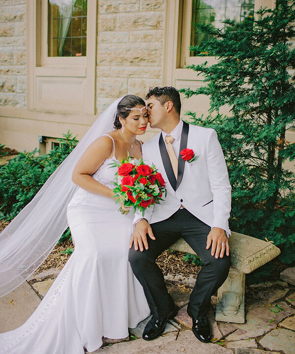 MARTINE + ANDRES, JULY 14, 2019
