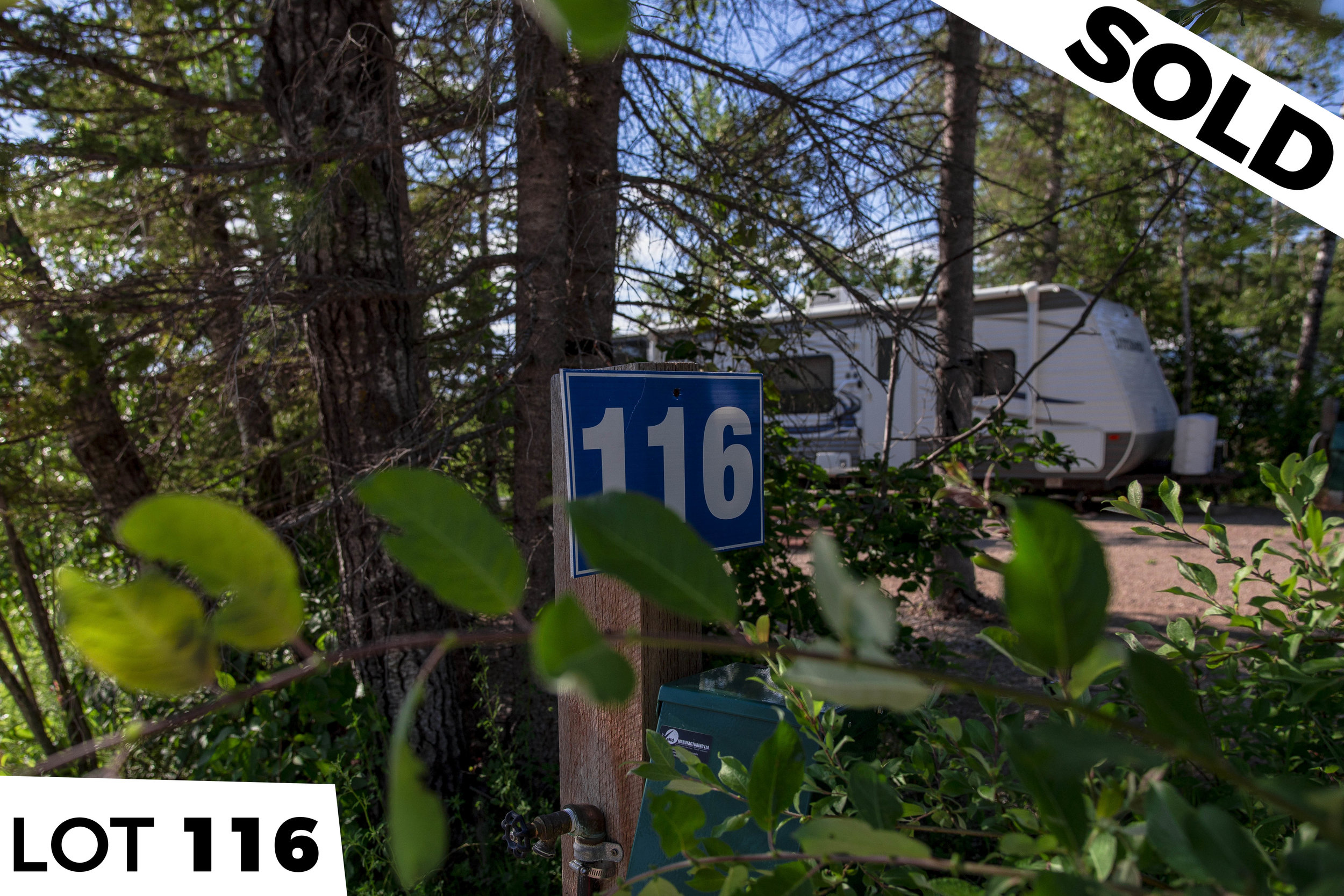 Grand Palms RV Resort - Lot #116