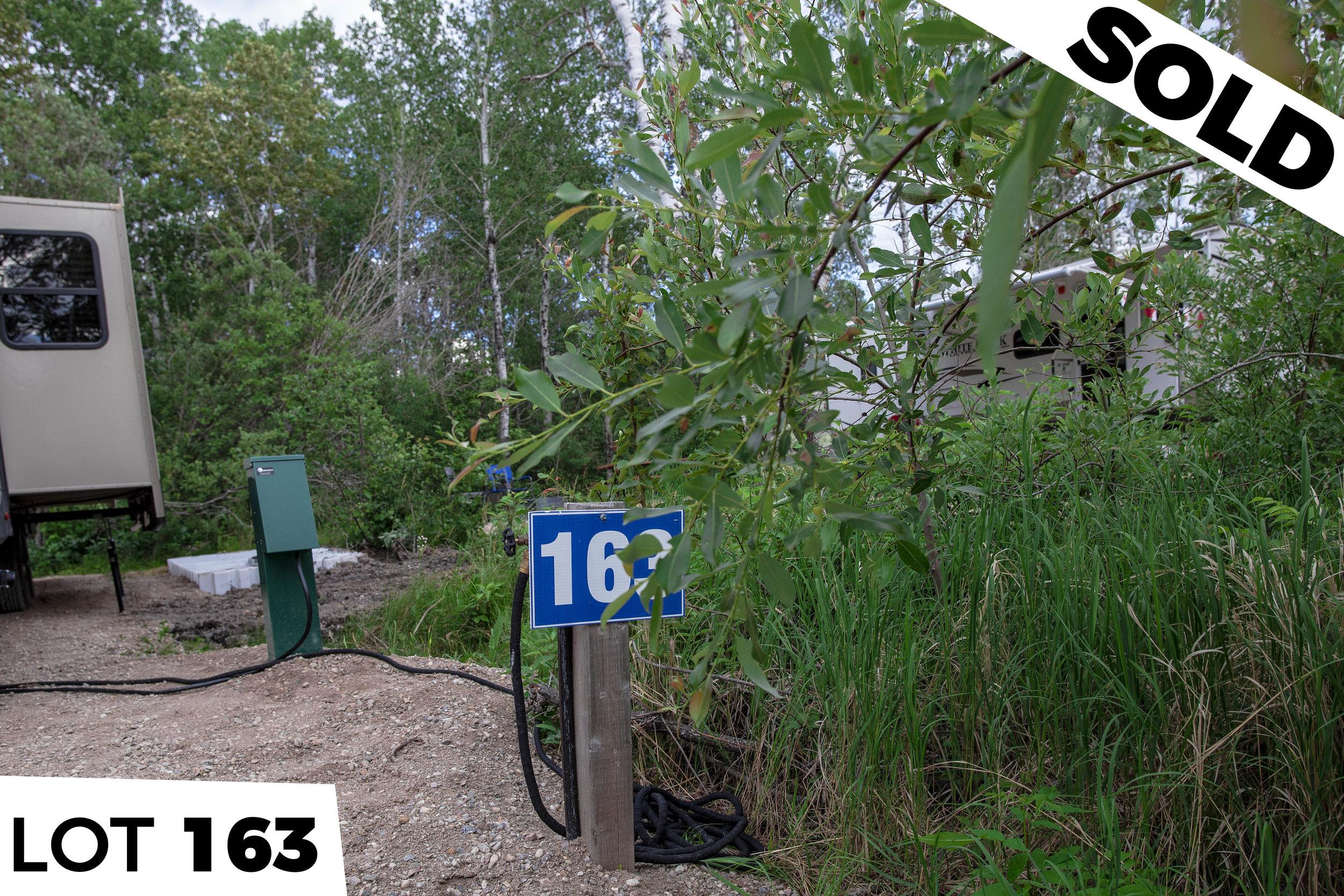 Grand Palms RV Resort - Lot #163