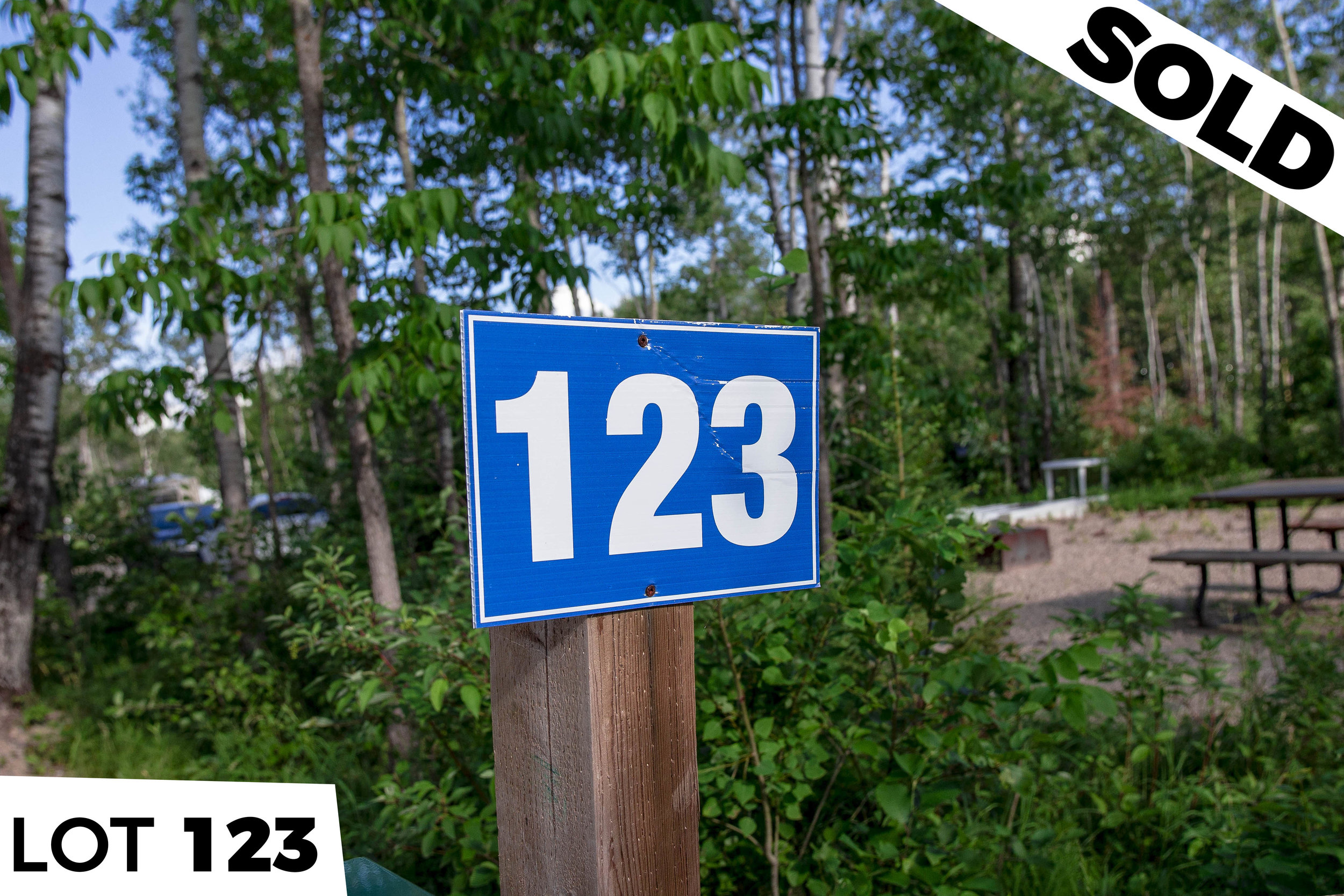 Grand Palms RV Resort - Lot #123