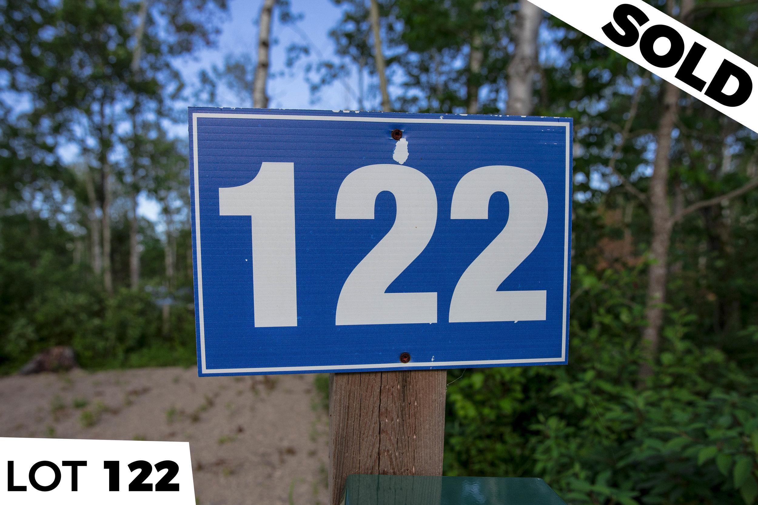 Grand Palms RV Resort - Lot #122