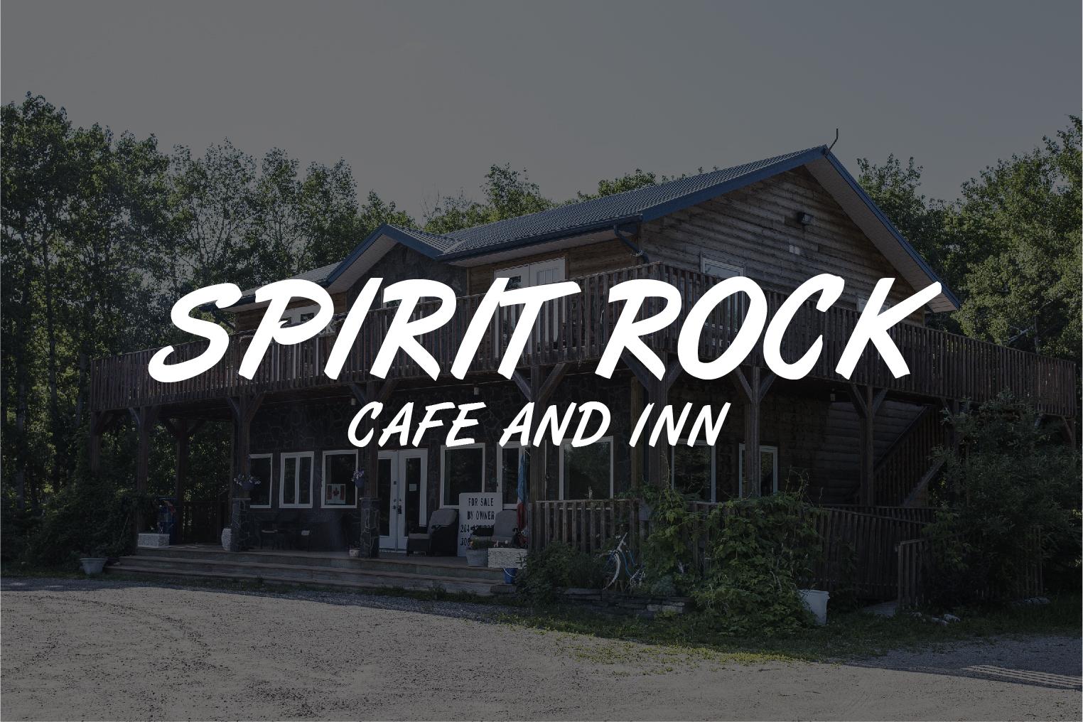 SPIRIT ROCK CAFE