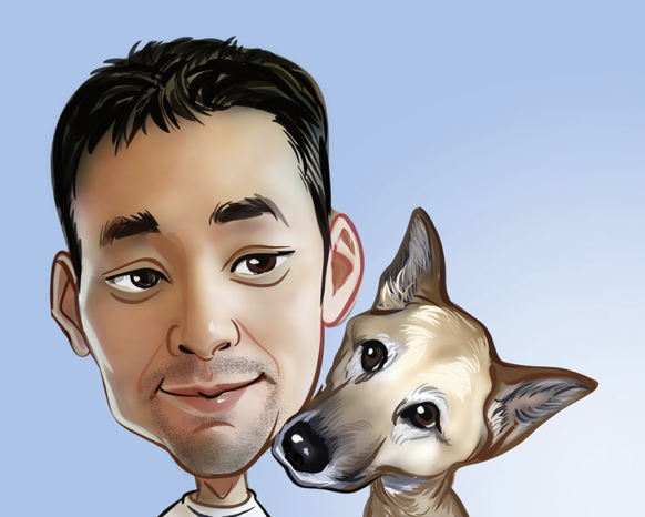 Raymond Yu - PlayBow ArtistRaymond is a graduate of the Trish King Academy of Dog Behavior, and is the founder of PlayBow Dog Daycare.