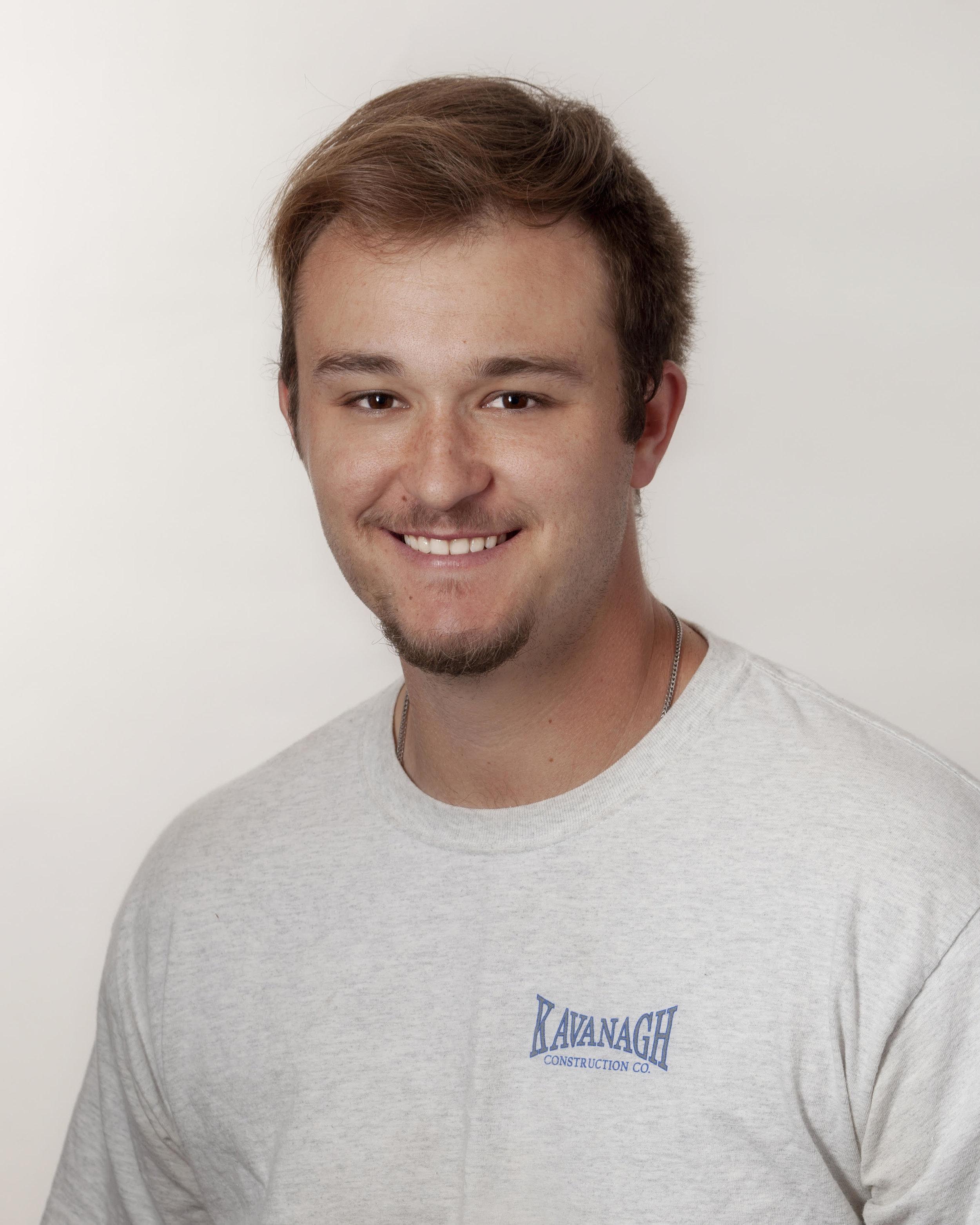 Tanner Disibio  Driver/Apprentice Carpenter