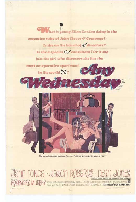 Any Wednesday 1966