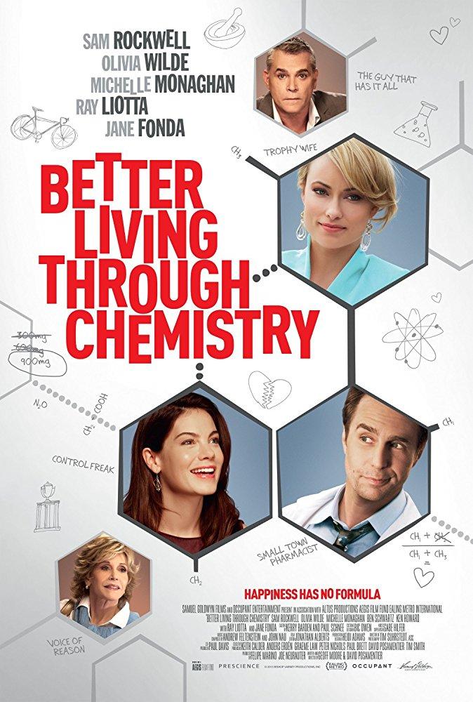 Better Living Through Chemistry 2014