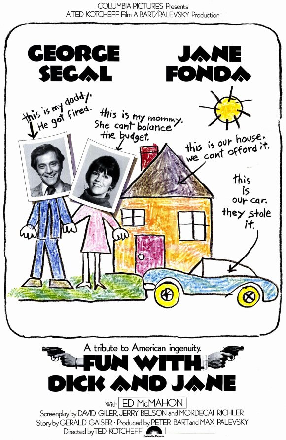 Fun with Dick and Jane 1977