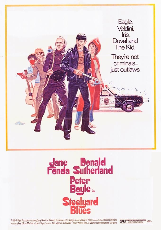 Steelyard Blues 1973