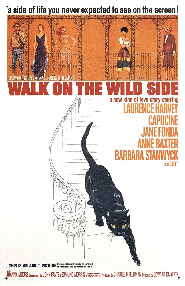 Walk on the Wild Side 1962