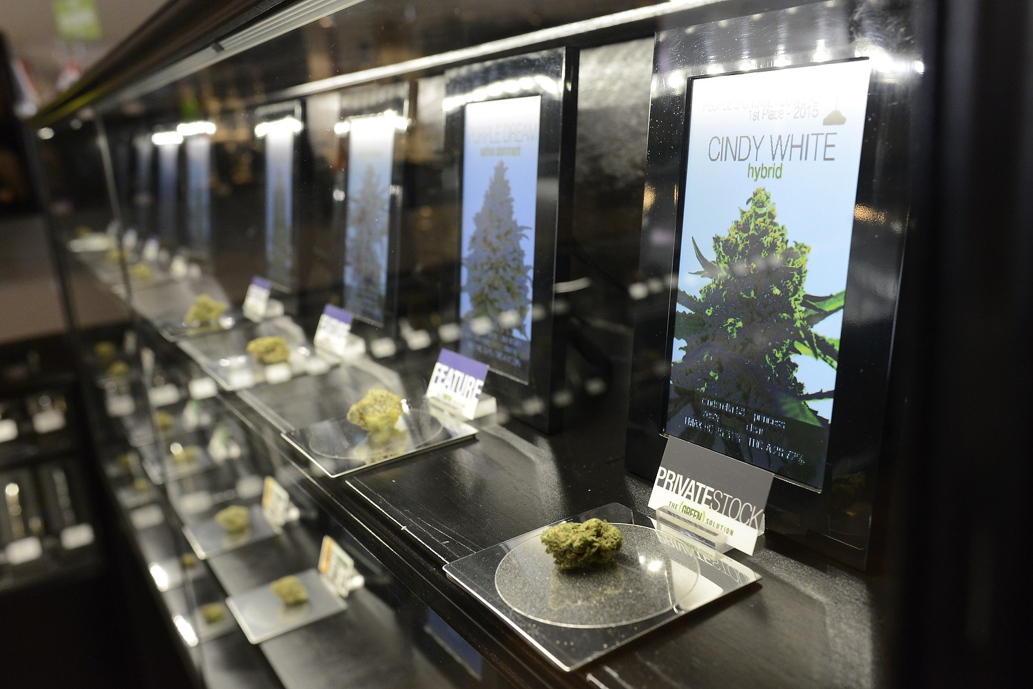 One of the many innovative retail outlets powering the industry-leading cannabis economy in Colorado.