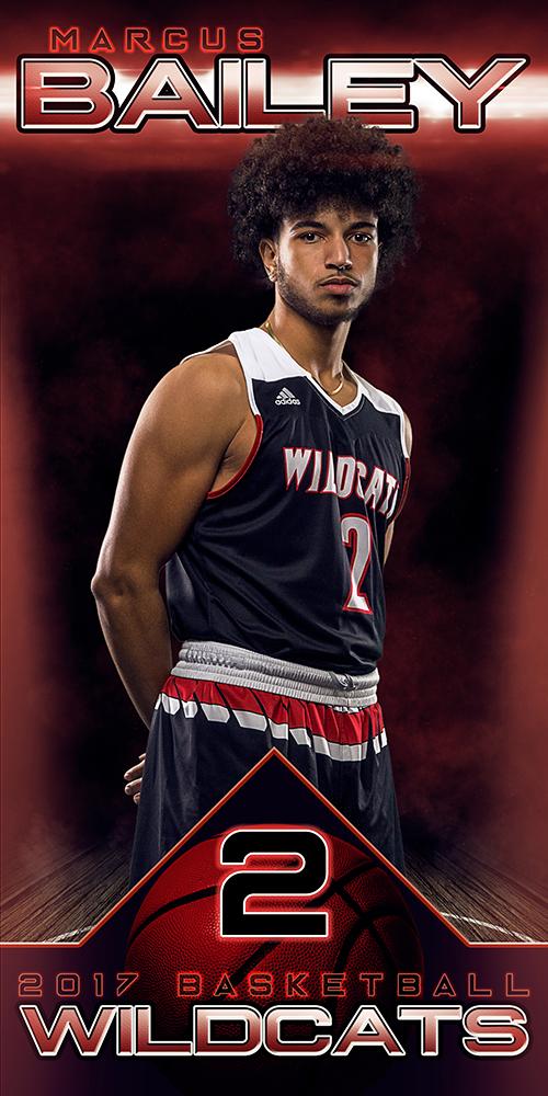 Josh Hanna Basketball