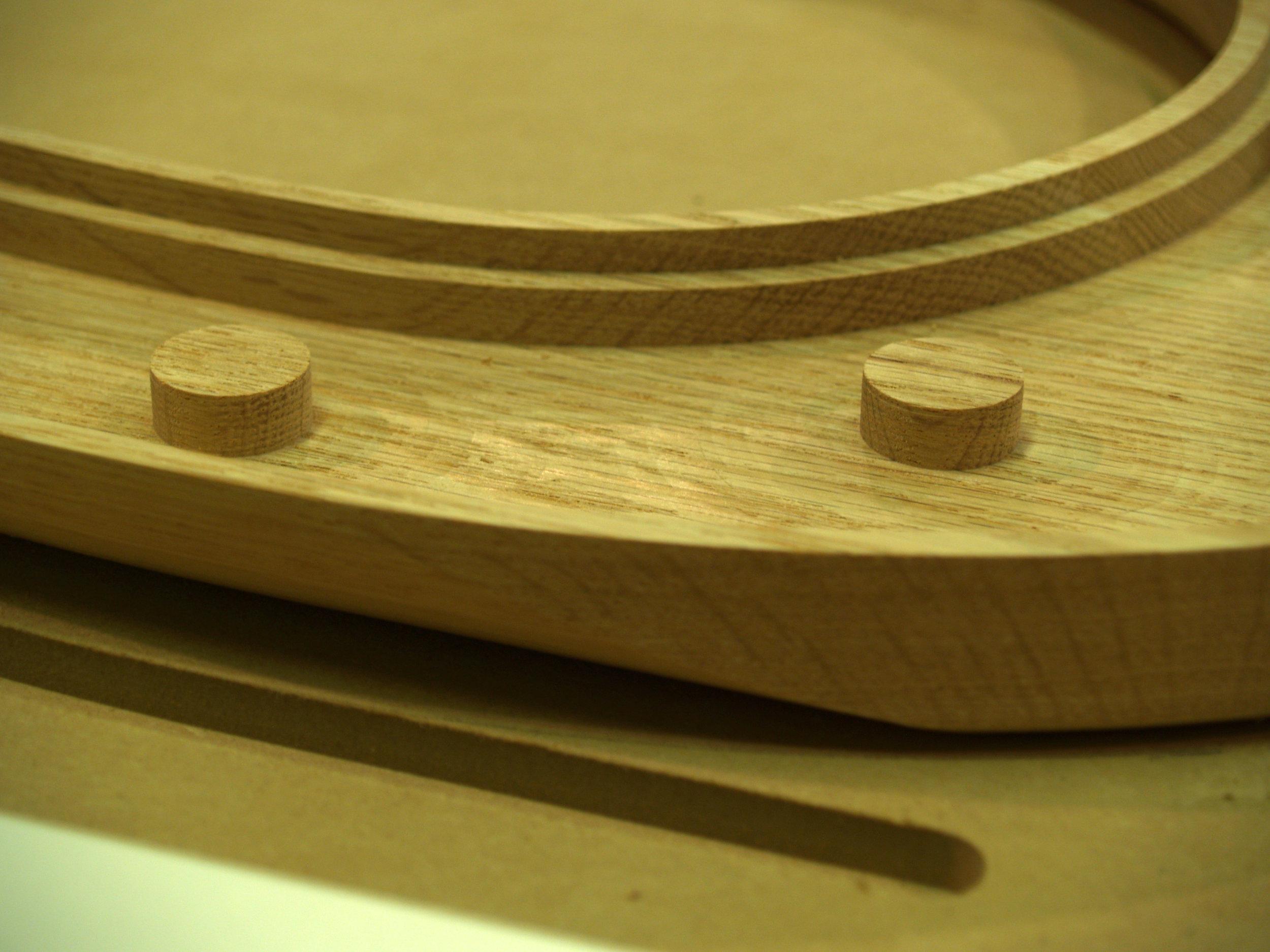CNC machined prototype