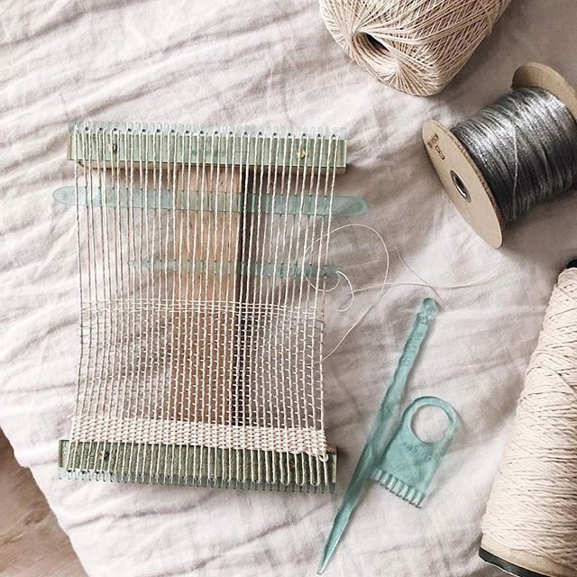 Excited about our new stockist @weaverhouseco. 😃 East coast friends, you can also learn from Rachel at one of her upcoming workshops in June. We love the approach she's taking to weaving & teaching. . Head over to her account and check out this post for event details and FAQs . #Repost @weaverhouseco: I'm teaching three frame loom weaving workshops this summer — June 1 at @cuttalossa, June 29 @thelemoncollective and June 27 at my studio in Maryland. Registration is online, navigate the website to workshops   workshop registration.  #weaving