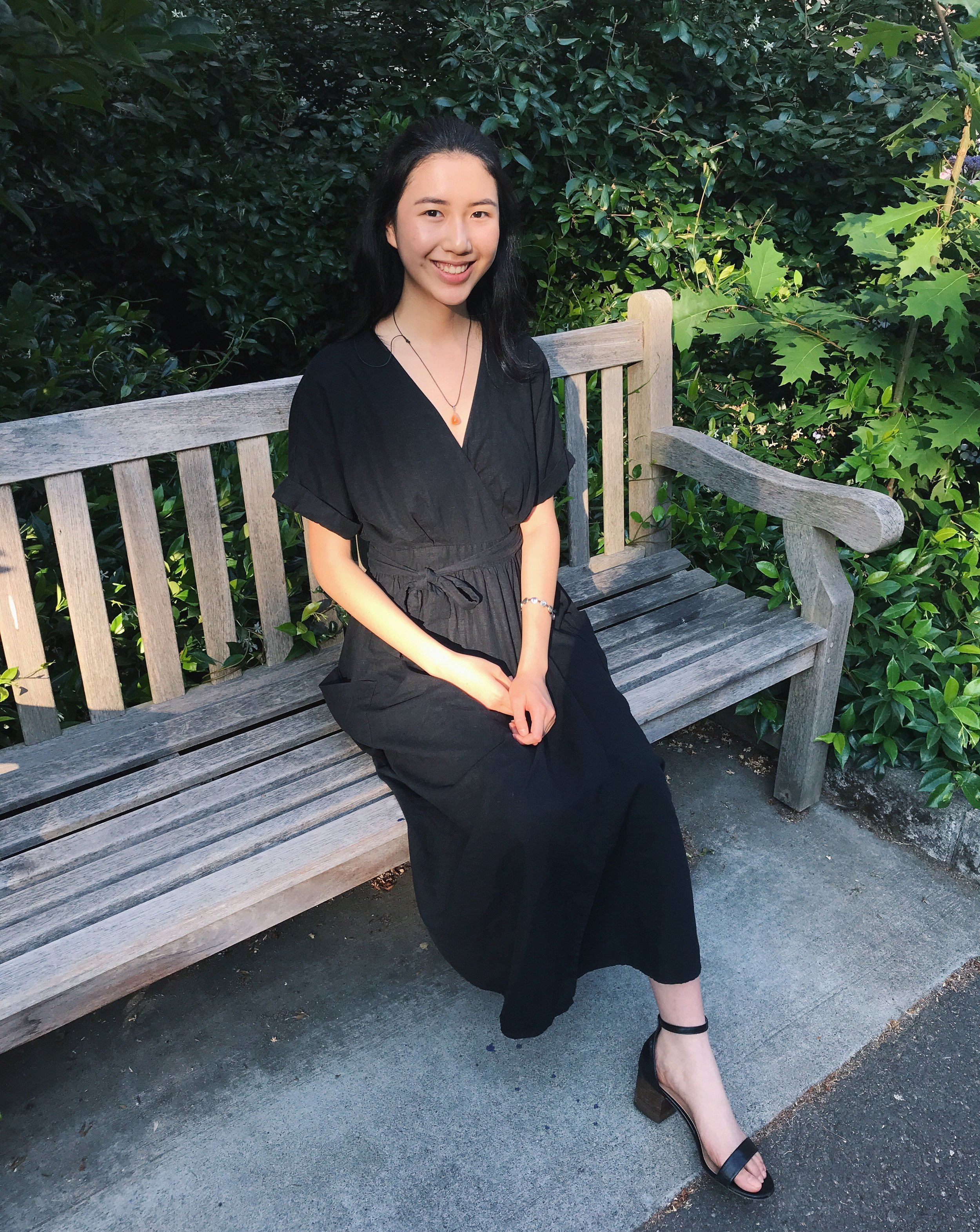Alice Zhang, co-founder of REPRESENT.