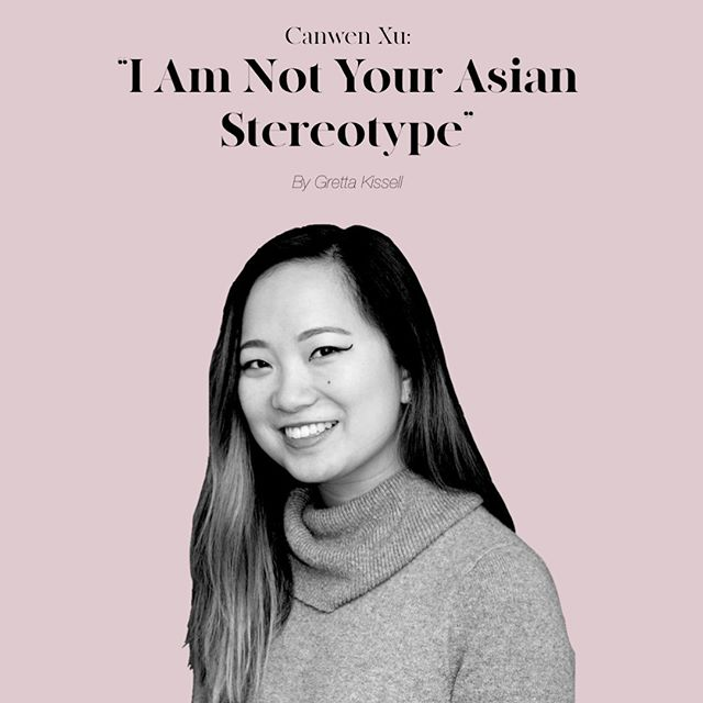 """Before that point, I had never imagined myself as an activist for the Asian-American community. My identity issues were always something that were boiling under the surface but that I mostly repressed. But at that moment I knew I had something to say."" - Canwen Xu (@canwen.xu) 🗣👩🏻 Read all about Canwen, the person behind the viral ""I Am Not Your Asian Stereotype"" TEDx Talk, in our latest feature on the hub ⭐️⚡️🌟"