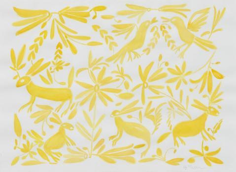 Katherine Stratton Miller's  Otomi 023