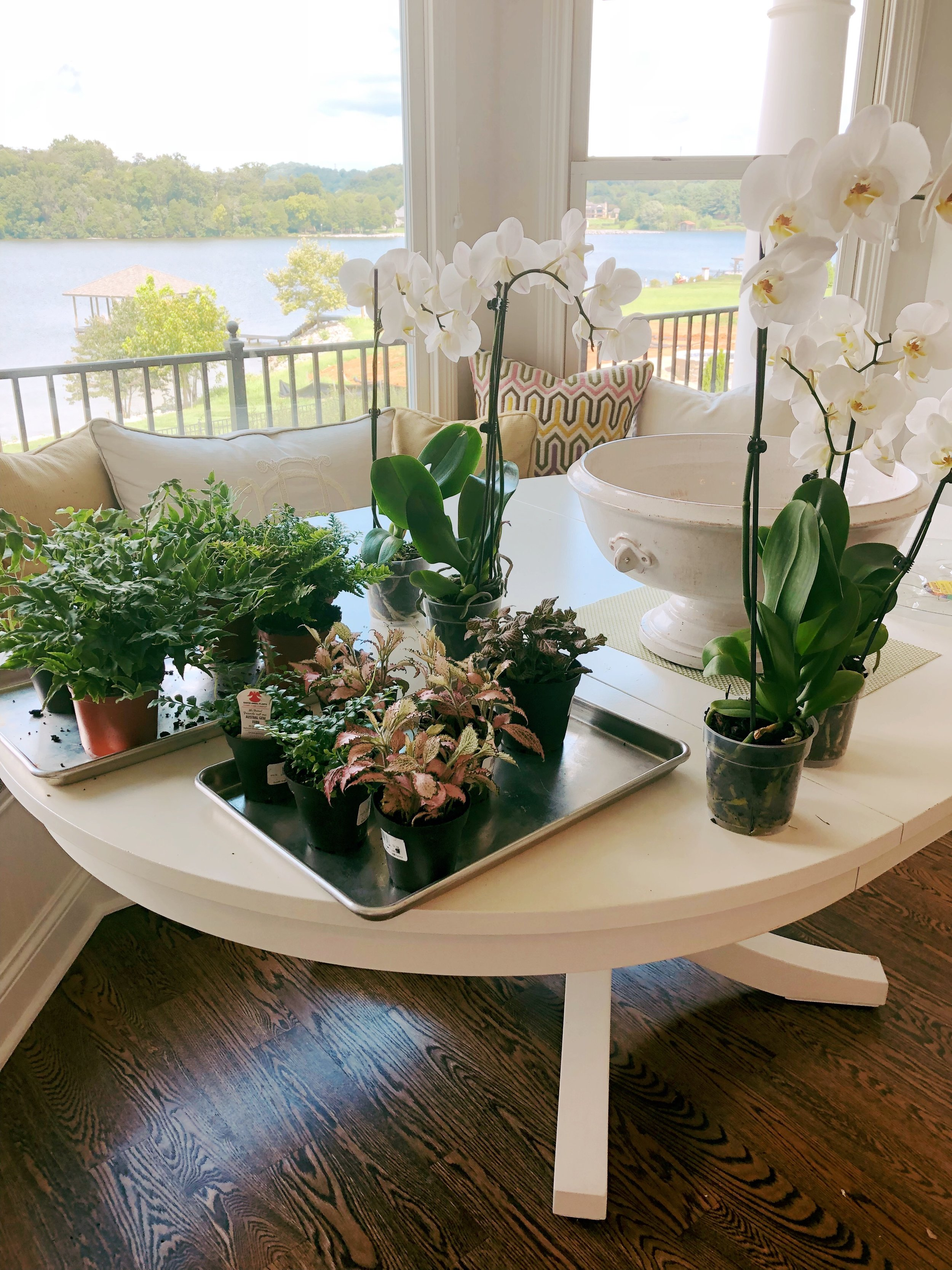Easy Living Centerpiece