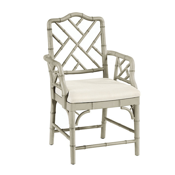Ballard Design's  Dayna Arm Chair  $269 comes in a variety of colors.