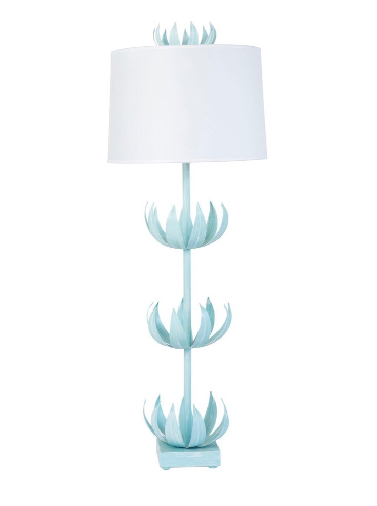Stray Dog Designs  Doug Buffet Lamp. Also available in custom colors.
