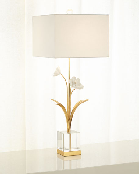 Spring Has Sprung Table Lamp  from the John-Richard collection through Horchow.